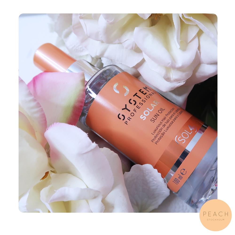 Skydda håret i solen i sommar plus tips på hårprodukt